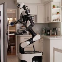 Virtuális valóságban tanul a Toyota házirobotja