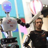 5G robotokhoz