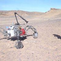 Saját agyával fedezi fel a vörös bolygót az új marsjáró robot