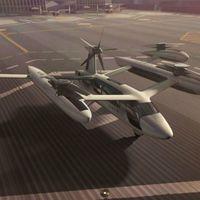 Építészek repülőtaxi-állomásokat terveznek az Ubernek