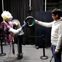 Robotmozdulatokat tesztel a Disney