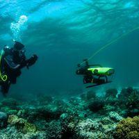 Víz alatti robot segít megmenteni a Nagy Korallzátonyt