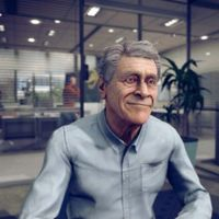 Vállalatvezetők virtuális karakterekkel gyakorolnak