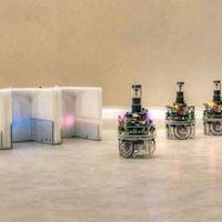 Csoportban működő robotok tudják feladataik ideális sorrendjét