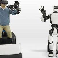 Robotasszisztens a Toyotától