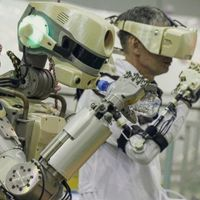 Az első orosz humanoid robot a világűrben