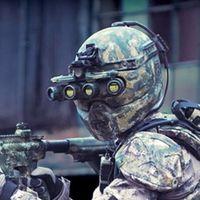 Ember-gép hibridek a jövő hadseregében