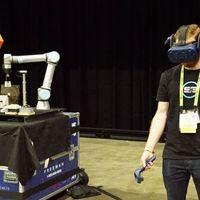 Az embert utánozva tanulnak ásni az építőipari robotok