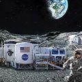 Önjavító lakások a Holdon