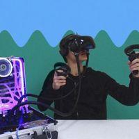 Víz alatti virtuális világok