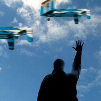 Sikolyokra és karlengetésre is reagálnak az Amazon drónjai