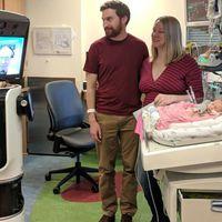 MedveBot a kórházban