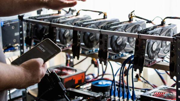 bitcoin bányászati becslés