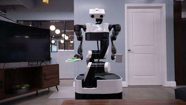 kereskedelmi robot építése)