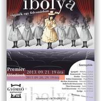 Gyömrőszínház új bemutatója: Az Ibolya