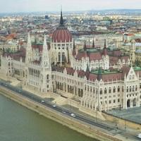 Légi látványosságok Budapest felett