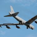 B-52 Magyarország felett