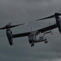V-22 Osprey, a repülő