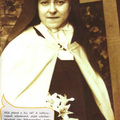 Egy jezsuita levele Lisieux-i Kis Szent Terézhez