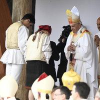 Ferenc pápa látogatása mennyiben segítheti a népek, felekezet kiengesztelődését?