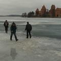 Vízen járás Litvániában