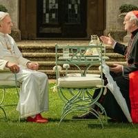 Ferenc és Benedek karaktere A két pápa című film nyomán