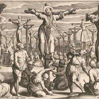 Miki Szent Pál japán jezsuita vértanú és társai