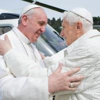 Ferenc vagy Benedek pápa? Nem vagy: és!