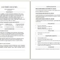 CV-péntek: egy senior account manager önéletrajza