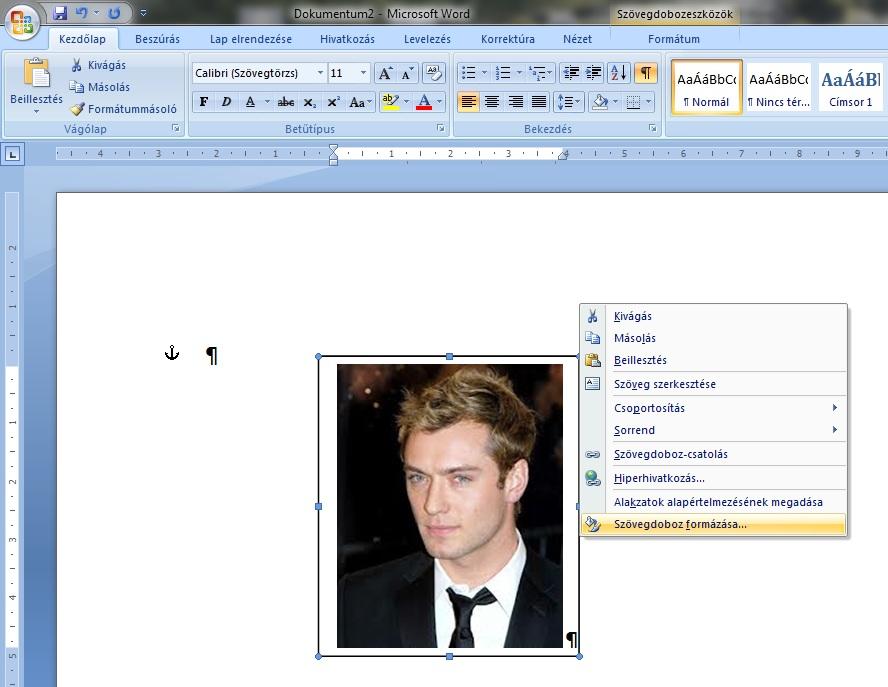 önéletrajz fénykép beillesztése Fénykép elhelyezése az önéletrajzon   JobAngel önéletrajz fénykép beillesztése