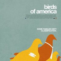 MP: Birds of America (Amerika madarai?)