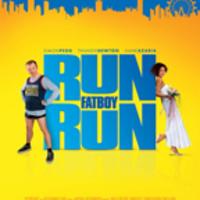 Run fat boy, run debütálása Nagy-Britanniában
