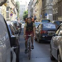 I bike KRESZ