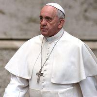 Búcsú Ferenc pápától