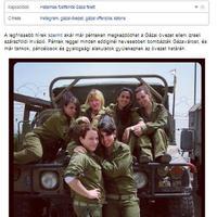 Így buliznak a zsidó katonák...