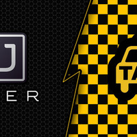 Taxi Uber alles