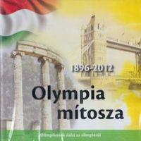 Olimpikonok önerőből adták ki az Olympia mítosza című cd-t
