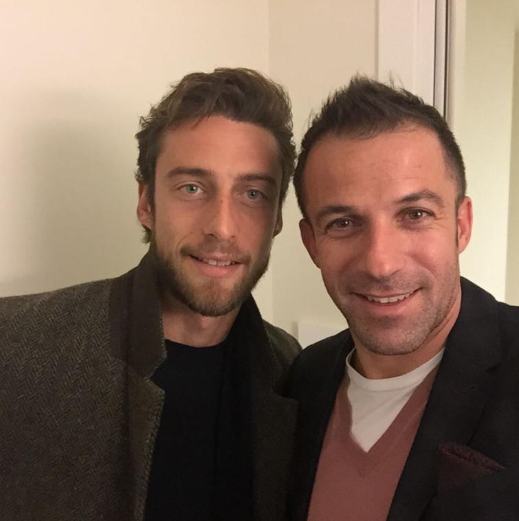 Torinó utolsó legendájával (Marchisio 8 éves kora óta volt a Juve igazolt játékosa)