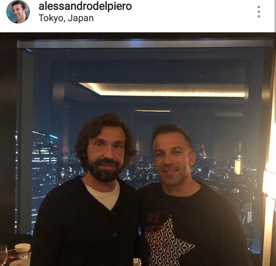 Pirlo bácsi és Alex
