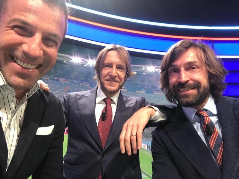 A Sky Sport szakértői csapata