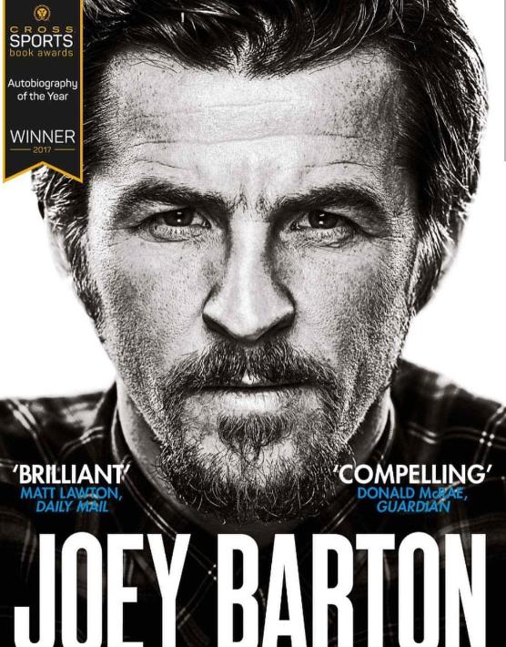 Joey könyvének borítója