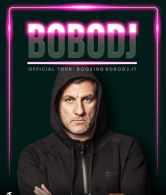 A Bobo Dj turné promója, ez sem rossz hobby ám!