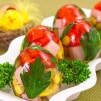 Készüljünk a Húsvétra - Zöldségek aszpikban