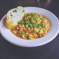 Fitness rizseshús csirkéből