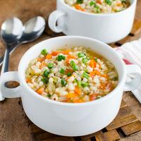 Árpagyöngy leves