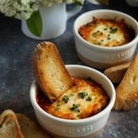 Olasz sült tojás recept