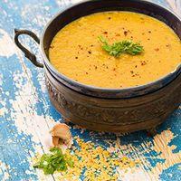 Vöröslencse-leves, az Újévi bőséghozó étel