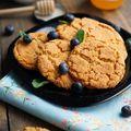 Fahéjas-gyömbéres keksz