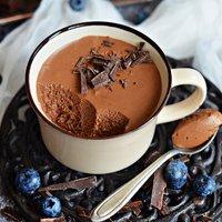 Mousse au chocolat, avagy buborékos francia csokoládékrém