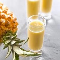 Joghurtos ananászturmix